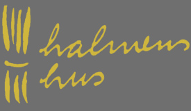 Halmens Hus logotyp