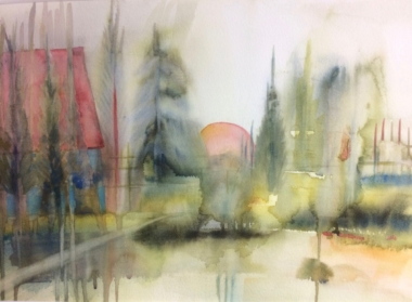 Utställning av Eva Carlmark